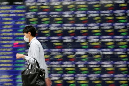 Asia stocks shed gains after data shows slower China growth