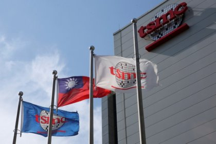 TSMC sees on-quarter revenue growth at 10 pct ahead of iPhone X launch