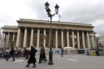 Les Bourses en Europe dans le rouge avant la déclaration de Madrid