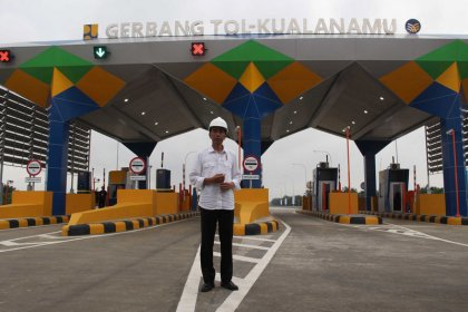 Private sector left in dust in Indonesia's infrastructure push