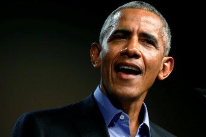 """Obama critica """"política de divisões"""" em eventos de campanha de democratas"""