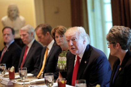 Trumps Steuerreform macht Fortschritt im Kongress