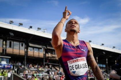 Athletics: De Grasse eyes Canadian 100m record