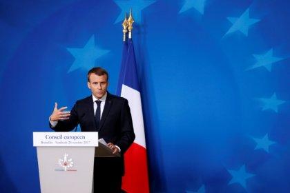 Brexit: Plus de la moitié du chemin à faire sur la facture, selon Macron