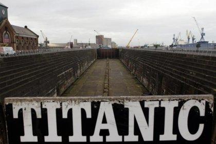 Carta de vítima do Titanic deve alcançar milhares de dólares em leilão