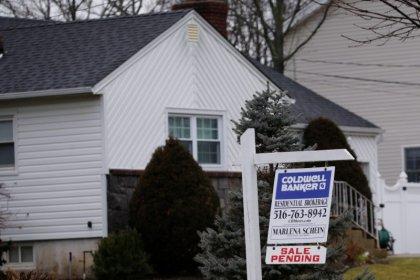 Markt für bestehende Häuser in USA zieht überraschend an