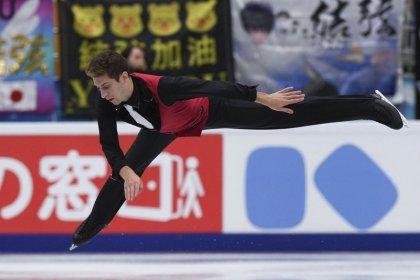 Chen, Medvedeva lead in grand prix opener