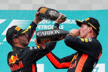 Motor racing: Red Bull keep Verstappen under contract to 2020