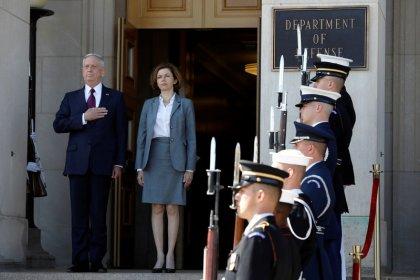 """A Washington, Parly presse les USA d'appuyer la force du """"G5 Sahel"""""""