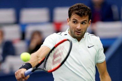 Tennis: Dimitrov through to semis in Stockholm