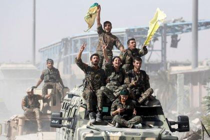 Trump: Raqqa fall 'critical breakthrough', end of Islamic State in sight