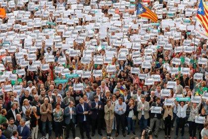 Puigdemont - Können Entmachtung durch Madrid nicht zulassen