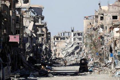 Rusia acusa a la coalición de EEUU de bombardeos bárbaros en Siria