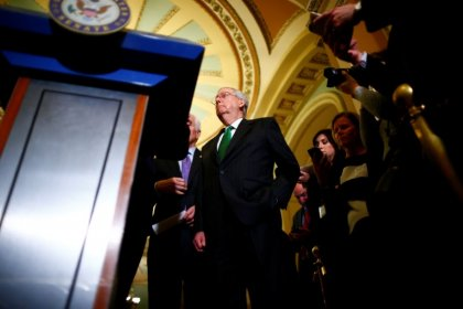 McConnell on healthcare bills: What does Trump want?