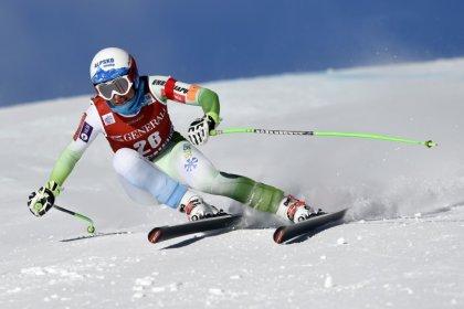 World downhill champion Stuhec may miss season with knee injury