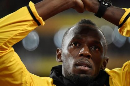 Bolt says he's serious about a soccer career
