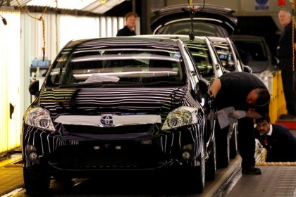 UK factory orders grow at slowest rate in 11 months - CBI