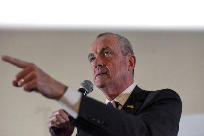 New Jersey's Murphy echoes Sanders in Democratic bid for governor
