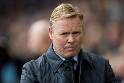 El Everton despide a su entrenador, Ronald Koeman
