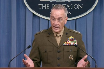 Top U.S. military officer seeks to address criticism of fatal Niger operation