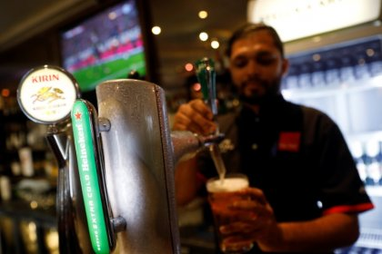 Heineken bets on motor racing for Asian payout