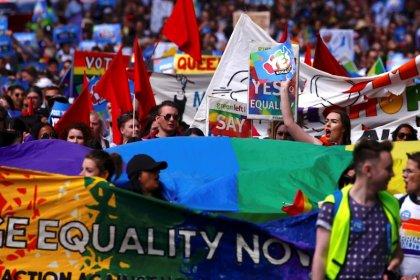 Three-quarters of Australians vote in same-sex marriage poll so far