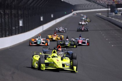 Motor racing: No halo but IndyCar could see screen next year
