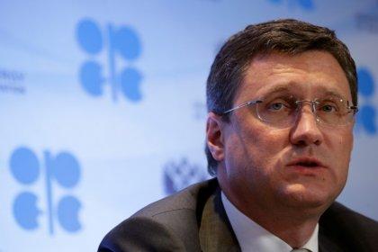 Russia's Novak to discuss global oil deal with Saudi's Falih in November