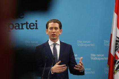 Austrian conservative Kurz plans coalition talks with far right