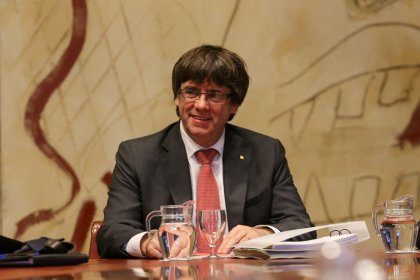 Catalan leader can't solve crisis by calling elections: Justice Minister