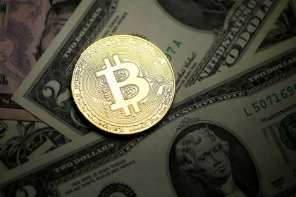 Cryptocurrencies' total value hits record high as bitcoin blasts above $6,500