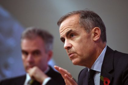 Bank of England sees only gentle rate rises ahead after historic hike