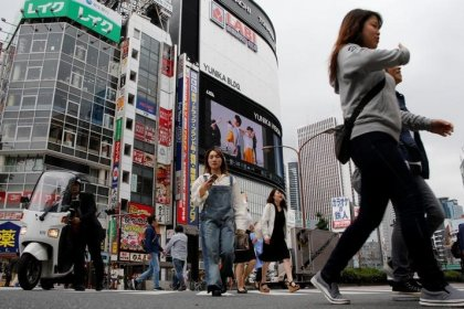 Japan's economy set to show seven straight growth quarters