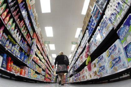 U.S. core inflation pushes higher; retail sales rise