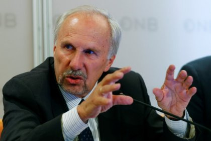 ECB's Nowotny says central banks considering cryptocurrency regulation