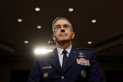 U.S. nuclear general says would resist 'illegal' Trump strike order