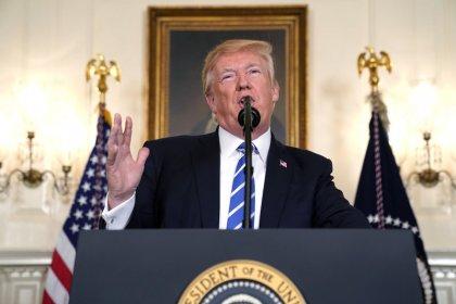 Trump open to dropping healthcare provision in Senate tax bill -aide