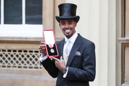 Farah to kick off road career on the streets of London