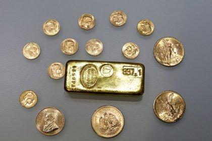 ملخص-صندوق النقد: ارتفاع احتياطيات الذهب الروسية في أكتوبر