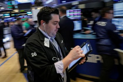 Tech stocks lead Wall Street higher at open