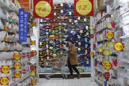 Alibaba compra una participación una cadena china de supermercados
