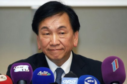 Suspended AIBA president Wu to step down from post