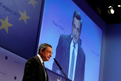 EZB laut Draghi mit massiven Geldspritzen noch nicht am Ziel