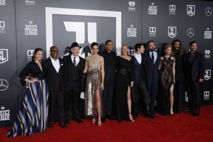 Box Office: 'Justice League' opens with gloomy $96 million in North America