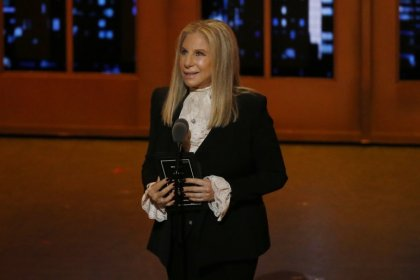 'I don't like being a show off,' says Barbra Streisand