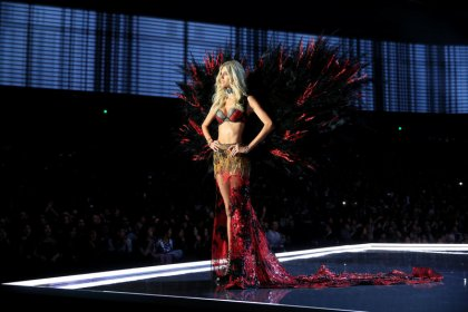 Angels or demons? Politics in the air as Victoria's Secret show hits China