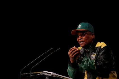Like Zimbabwe, South Africa needs leadership change - ANC official