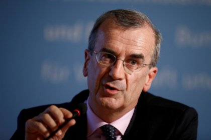 Don't wait to see French reforms to strengthen euro zone - ECB's Villeroy