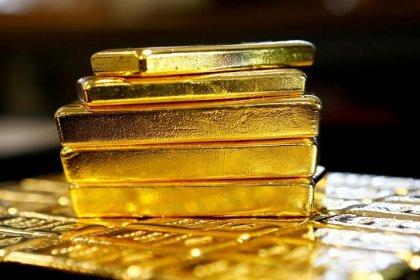 الذهب يرتفع والأنظار على محضر اجتماع مجلس الاحتياطي الأمريكي