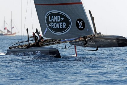 America's Cup boats 'hell of a challenge' for veteran Simmer